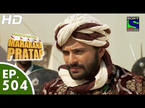 Bharat Ka Veer Putra Maharana Pratap - महाराणा प्रताप - Episode 504 - 13th October, 2015