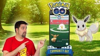 Movimiento Exclusivo Última Baza para EEVEE y sus evoluciones en Pokémon GO Community Day! [Keibron]