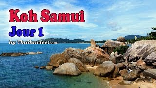 Voyage en Thaïlande : Koh Samui  (jour 1)