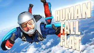 HWSQ #85 - DER WINDKANAL UNSERER TRÄUME ● Let's Play Human Fall Flat