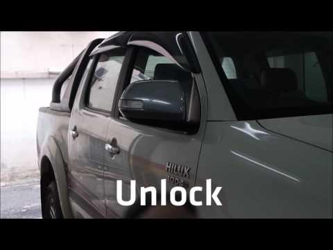 Toyota Hilux Vigo - Side Mirror Auto Fold Module ( AM-089T )