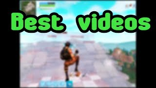 Top 5 best fortnite mobile videos