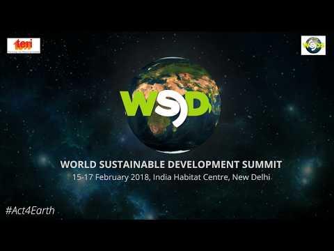 World Sustainability Summit 2018