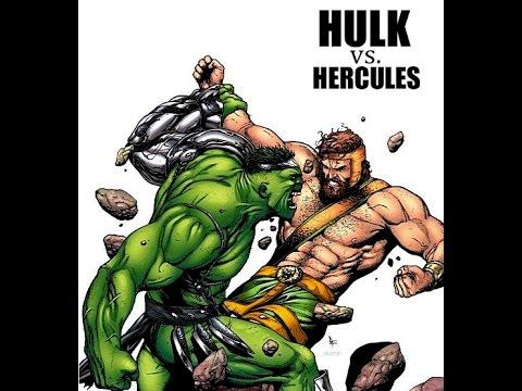 Hulk vs. Hercules - Full Analysis - YouTube