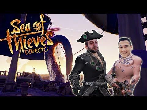 🔴 MISTERIOS DE SEA OF THIEVES (JUEGO FINAL)