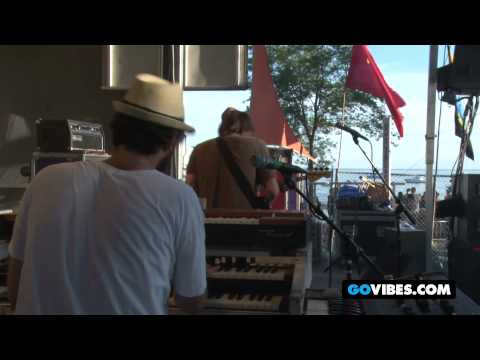 """Dopapod Performs """"Black and White"""" at Gathering of the Vibes Music Festival 2012"""