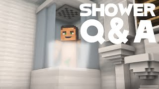 MEXICAN SHOWERS AND ANSWERS  QUESTIONS!
