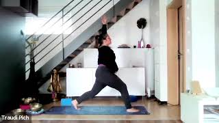 Deep Yoga Workout, Fr. 09.04.2021