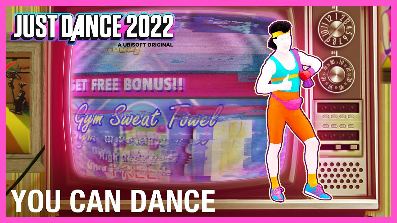 You Can Dance by Chilly Gonzales | Just Dance 2022 [Official]