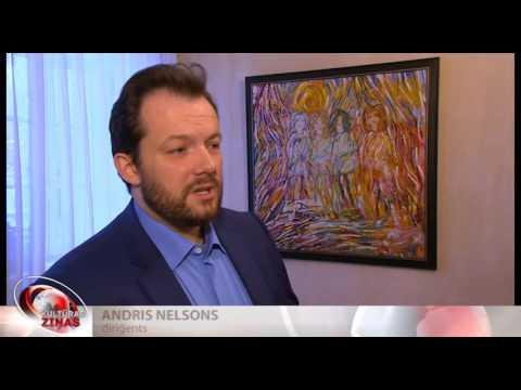 Andris Nelsons – Mūzikas Akadēmijas Goda profesors
