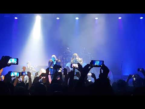 Helloween live in Malaysia  Forever and one  28 Apr 2018