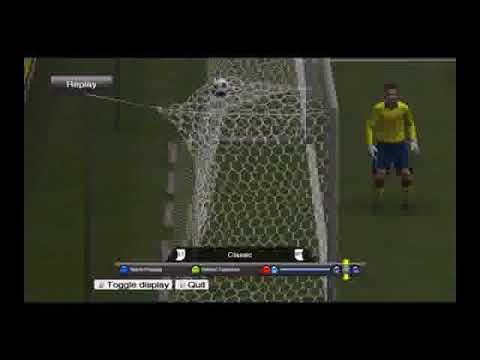 Scotland Vs Senegal (pes 2009)