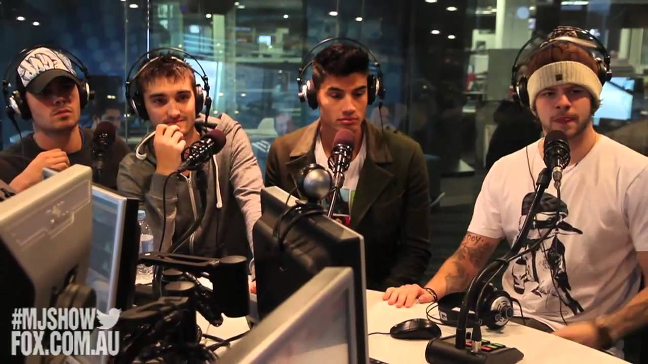 The Wanted Reveal The Truth Behind One Direction Feud/Fight