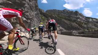 GoPro: Tour de France 2015 - Stage 17 Highlights