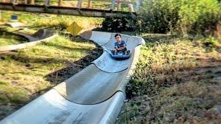the boyz n the hood   alpine slides like a boss
