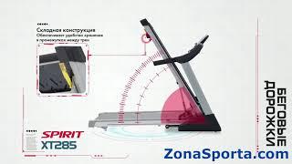 Беговая дорожка Spirit Fitness XT285. Обзор