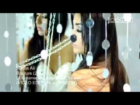Nadia Ali - Rapture (John Creamer and Stephane K Remix VIDEO EDITION VJ ROBSON) - HD