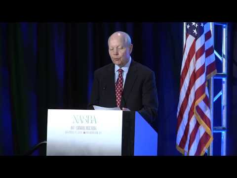 Update on the Internal Revenue Service - John Koskinen, Esq.