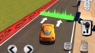 Car Driving Test Parking Simulator - Simulation Games - IOS Gameplay #1