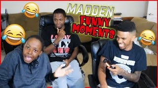 The GREATEST Rivalry In Madden History! (Madden Funny Moments Ep.2)