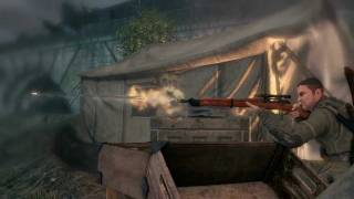 Sniper Elite V2 - PS3 | Xbox 360 - gameplay developer diary official video game preview trailer HD