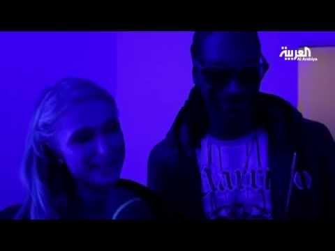 Simobb on Alarabiya News interview # 23 : Snoop Dogg & Paris Hilton