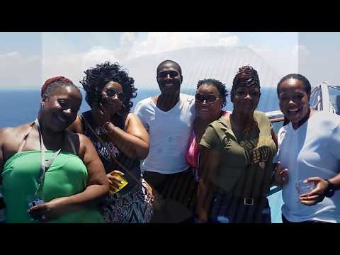 Carnival Breeze White-Williams Family Vacation 2015 B