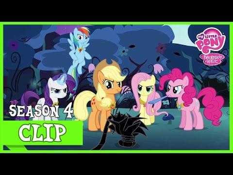 Mane 6 vs The Everfree Forest (Princess Twilight Sparkle) | MLP: FiM [HD]