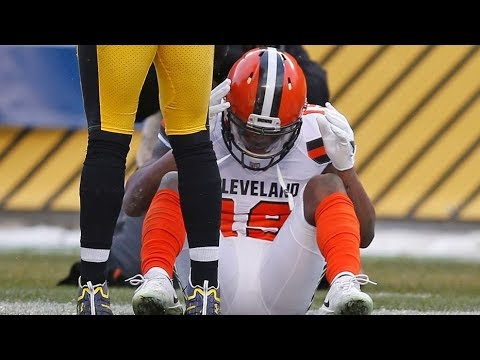 2017 Cleveland Browns Lowlights 0-16