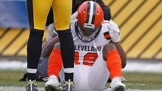 2017 Cleveland Browns Lowlights 0-16 thumbnail