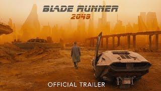 Blade Runner 2049 - Official Hindi Trailer | In Cinemas October 6