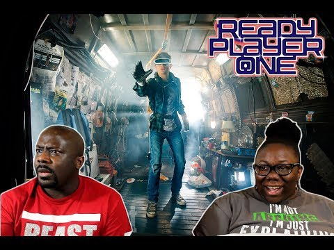 Ready Player One Trailer {REACTION!!}