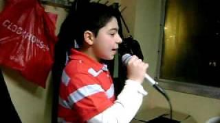 Bamba par Alexandru : la fête de St-Nicolas 2008 au RBP