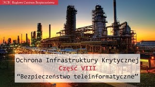 Część VIII Bezpieczeństwo teleinformatyczne A.Politowski