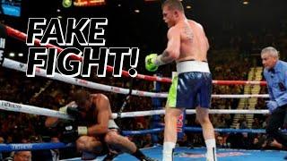 How Kovalev Threw the Canelo Fight ... Fixed Fight Film Study