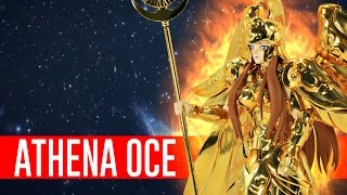 Athena OCE (Tamashii Exclusive) - Saint Cloth Myth | Out of da Box