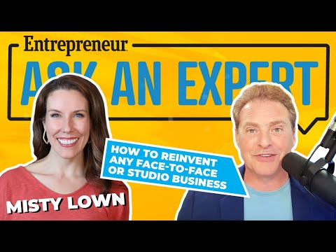 How to Reinvent any Face-to-Face Business with Misty Lown, the Sara Blakely of the Studio Industry from YouTube · Duration:  23 minutes 41 seconds