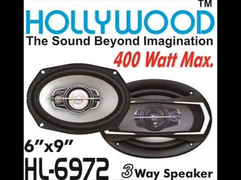 Hollywood Car Speakers Tweeters Amplifier Woofers Delhi India