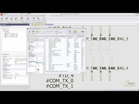 DDi CADcast 2015 What's New: SOLIDWORKS Electrical Schematic Part 4