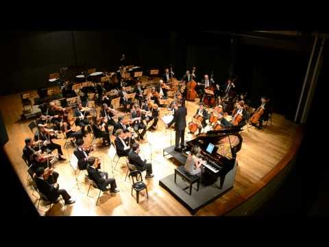 Jamil Maluf e Orquestra Sinfônica de Piracicaba