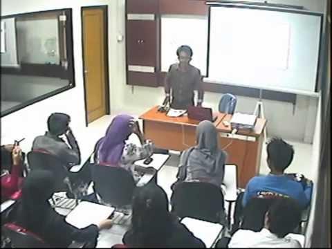 Praktek mengajar (micro teaching) mahasiswa Elektro UPI