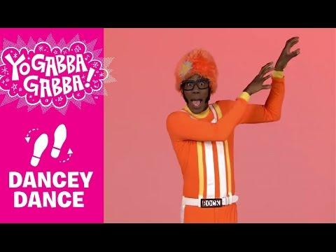 DJ Lance Dance - The Zombie - Yo Gabba Gabba!