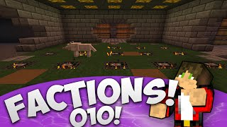 Minecraft Factions Episode 10 - So Many Wolf Spawners!!