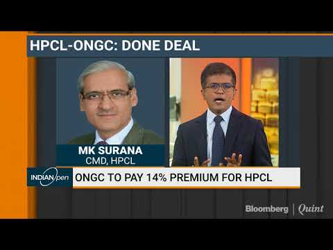 ONGC To Buy  Government's Stake In HPCL