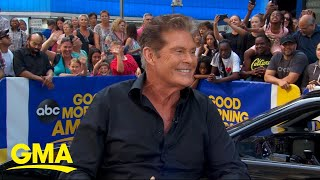 david-hasselhoff-brings-some-major-80s-nostalgia-to-gma-l-gma