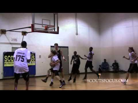 "Team12 #39 Cole Gupton 5'9"" 130lbs, 2015 Franklinton High School NC"