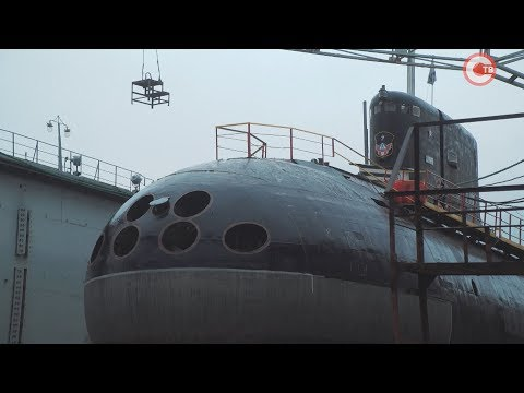 До конца года на плавдоках 13-го судоремонтного завода отремонтируют подлодку «Алроса» и МРК «Бора»