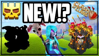 Clash of Clans Update Info LEAKED - on Purpose?!