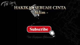 "Download Iklim karaoke malaysia ""Hakikat sebuah cinta"""