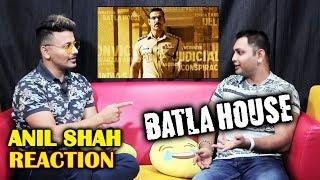 BATLA HOUSE | John Abraham | Salman's Biggest Fan ANIL SHAH Reaction